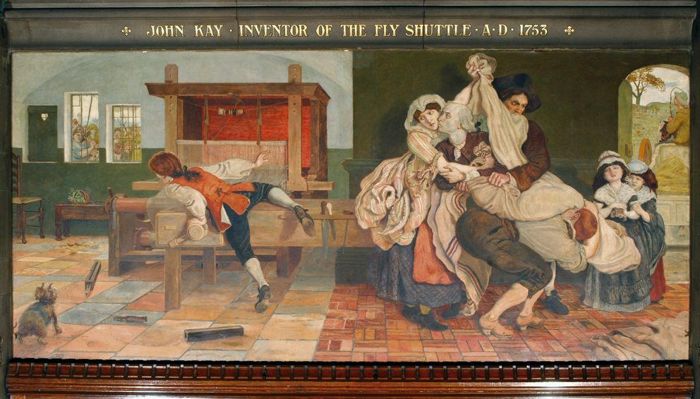 1753. John Kay, Inventor of the Fly Shuttle.jpg