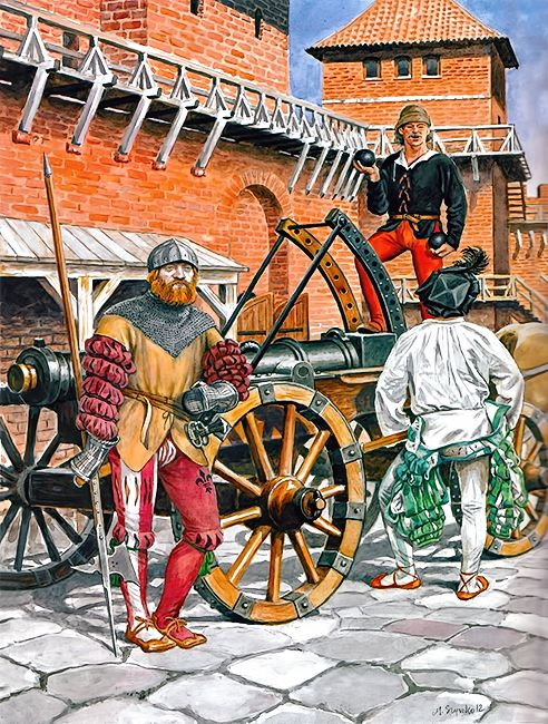 Artillery of the Teutonic Order, approx. 1520.jpg