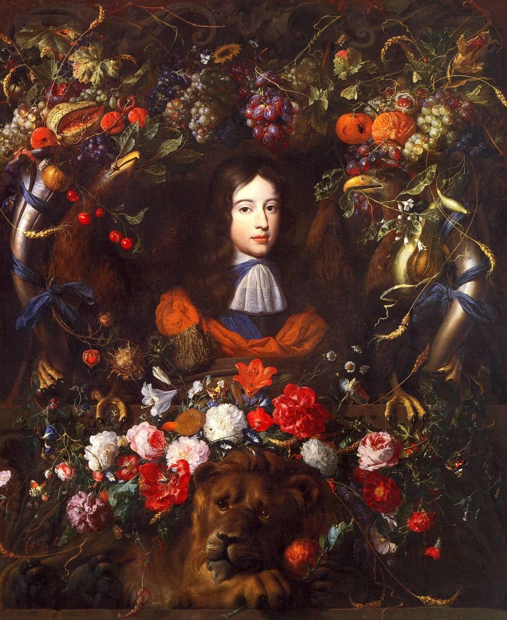 Jan_davids_de_heem-fleurs_avec_portrait_guillaume_III_d'Orange.jpg