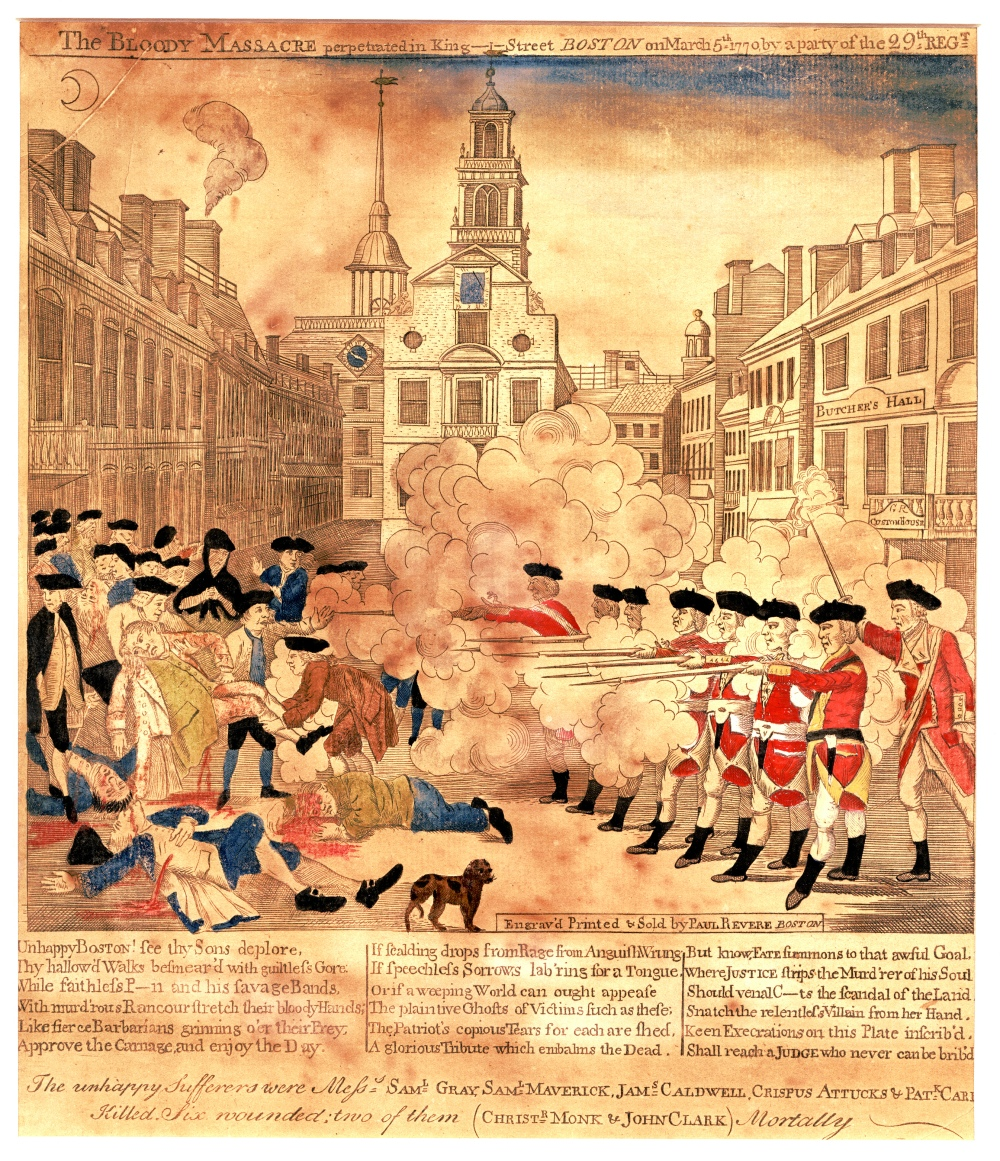 1770. The Bloody Massacre Perpetrated in King Street Boston on March 5th.jpg