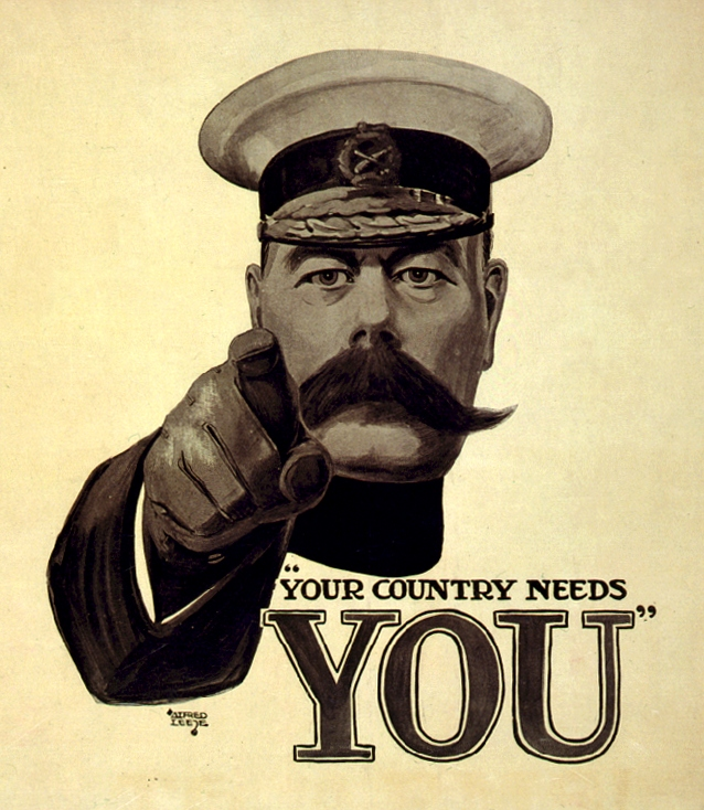1914. Your Country Needs You.jpg