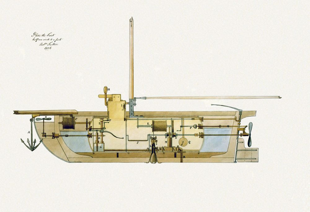 Submarine Vessel, Submarine Bombs and Mode of Attack for the United States government.jpg