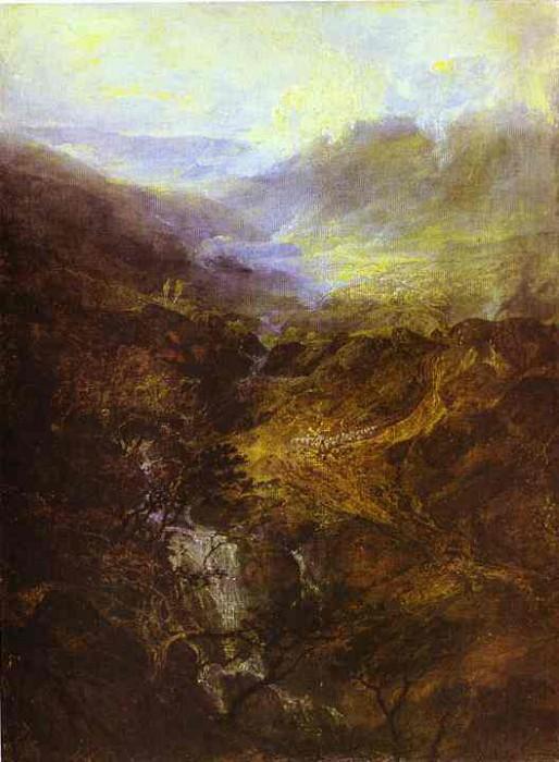 William Turner - Morning Amongst the Coniston Fells, Cumberland.jpg