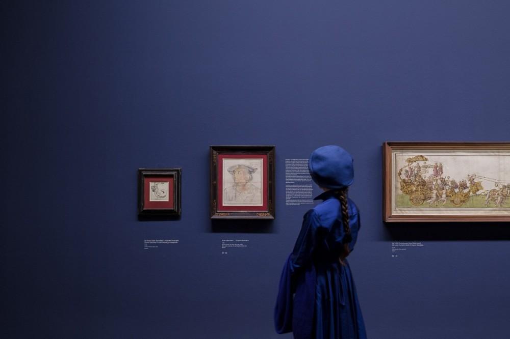 Виставка Дюрера в галереї Альбертіна (Відень)