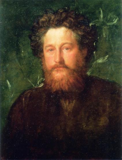 Це зображення має порожній атрибут alt; це ім'я файлу george_frederic_watts_portrait_of_william_morris_1870_v2.jpg